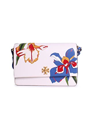 9004ecc580f12 Amazon.com  Tory Burch Kira Floral Double Strap Shoulder Bag ...