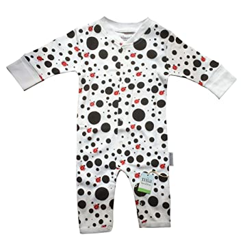 416498f7ef864 Organic Cotton Babygrow with Integral Scratch Mitts 0-3 months ...