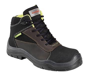 Honeywell 6246157,38/7 Chaussures de Sécurité Bacou Peak AMG, S3 CI SRC