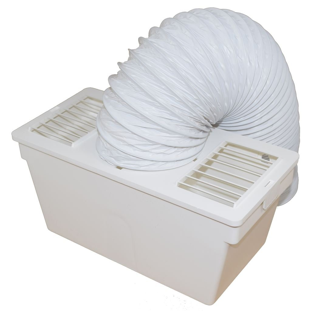 Yourspares Donora, Electra and Electrolux Universal Tumble Dryer Condenser Vent Kit Box with Hose