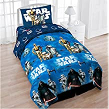 STAR WARS 4 piece bed in a bag Comforter Set