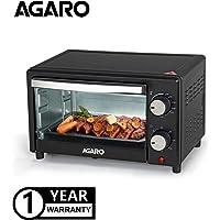 AGARO Marvel Series Oven Toaster Griller (Black)