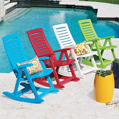 Brylanehome Foldable Rocking Chair