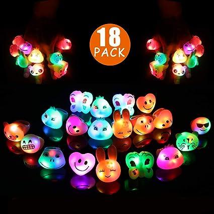 Regalos de fiesta de cumpleaños para niños con luces LED ...