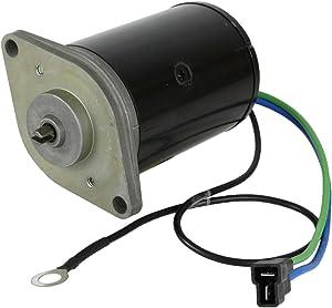 Rareelectrical OUTBOARD TILT TRIM MOTOR COMPATIBLE WITH OMC PRESTOLITE 40-416 EVD4001 EVD4002 982058 982706
