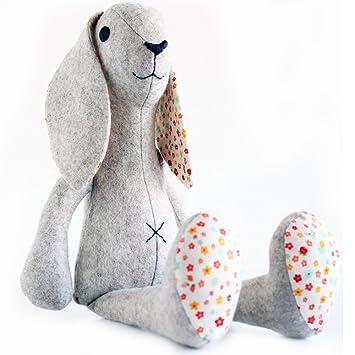 Bunny Rabbit Schnittmuster von von Crafty Kooka – Unabhängige ...