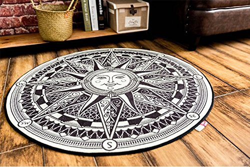 Amazon Com Lelva Sun God Apollo Bedroom Living Room Rug