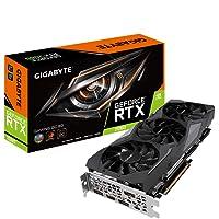 Gigabyte GeForce RTX 2080 GAMING OC 8G - 8GB GDDR6 256-bit - RGB Fusion - WINDFORCE 3X