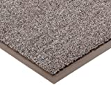 Notrax 137 Opera Entrance Mat, for Upscale Entrances, 4' Width x 12' Length x 3/8'' Thickness, Brown