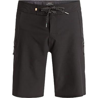 a585c98f2b Amazon.com: Quiksilver Waterman Men's Paddler Boardshorts Black 30: Clothing