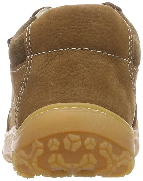 Ricosta Tuan, Zapatillas para Niños, Marrón (Curry 261), 27 EU