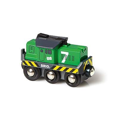 Brio-33214 Juego Primera Edad, Color Verde (33214: Juguetes y juegos
