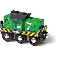 Brio Freight Battery Engine Train