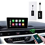 carlinkit carplay dongle Original car Wireless carplay Activation Adapter for Audi A4 Q7 Radio with Wired carplay…