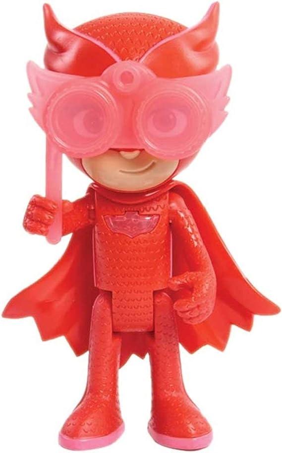 JP PJ Masks Deluxe - Figura parlante de la Onda 3 : Amazon.es ...