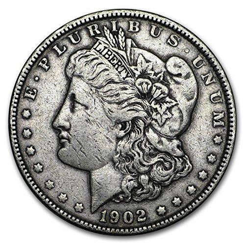1902 Morgan Dollar VG/VF Dollar Very Good