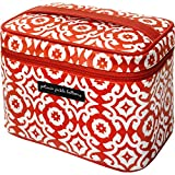 Petunia Pickle Bottom Travel Train Case, Relaxing/Rimini