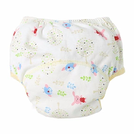 a82ea89ef818 Pañal Bañador Bebe Reutilizable, Zolimx Pañal de Natación para Bebes Niñas  Niños Nadar de Bebé