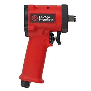 Chicago Pneumatic CP7732 1/2-Inch Stubby Impact Wrench
