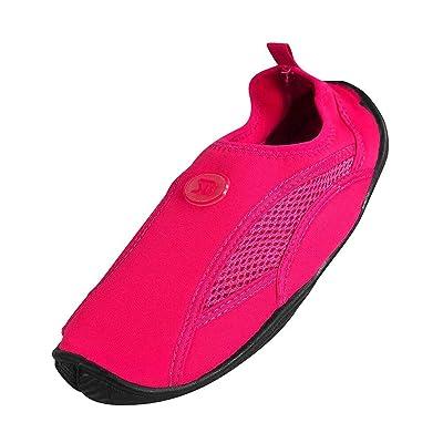 Starbay - Womens Water Shoe Aqua Sock, Fuchsia 37362-10B(M) US | Water Shoes