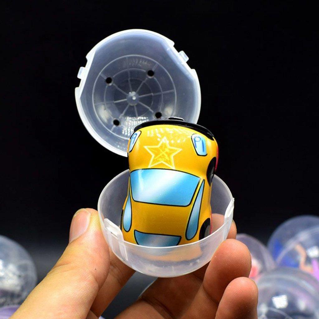 Guoyy Nouveaut/é Mini Surprise Oeuf Surprise Balle Creative Jouets Gashapon Enfants Jouet Gadget