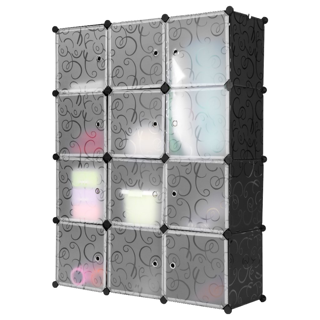 diy with store rubber shelf cube organizer online closet storage piece hammer plastic product on rack