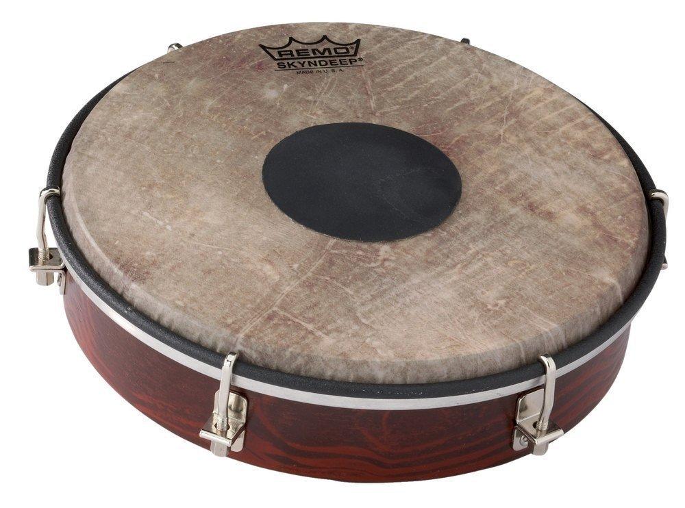 Remo HD9208-83 8 x 2 Inches Clear Tone Tablatone Frame Drum