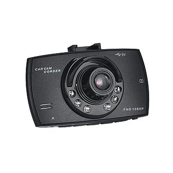 Feixiang - DVR para coche, con visión nocturna mediante sensor G, para cámara de