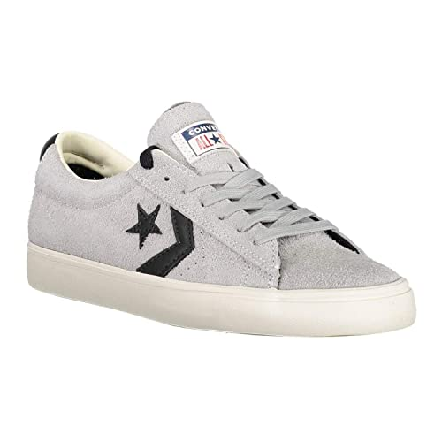 9931327c8139 Converse Unisex Adults  Lifestyle Pro Leather Vulc Ox Low-Top Sneakers   Amazon.co.uk  Shoes   Bags