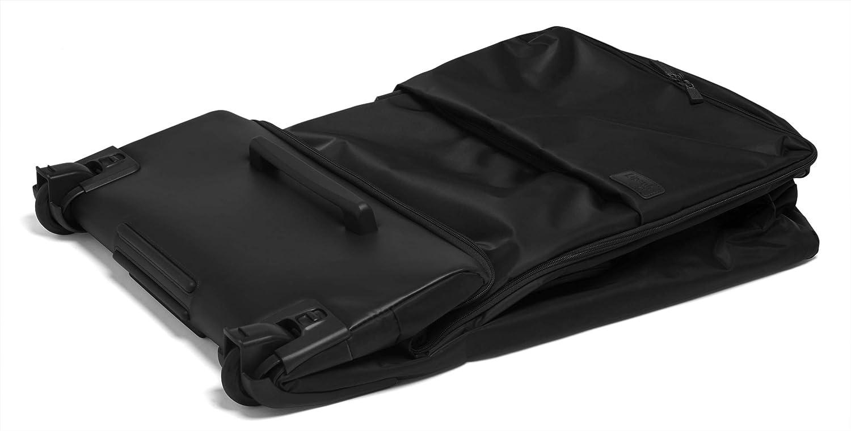 Black Bolsa de Viaje con Ruedas Maleta 0/% Pliable Vertical Plegable 75//28 Lipault