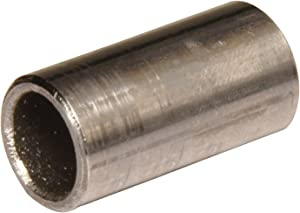The Hillman Group 59657 1/2 x 5/8 x 1-1/2-Inch Seamless Steel Spacer, 10-Pack,Silver