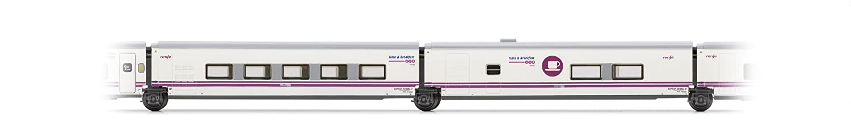 ARNOLD/ /Set with 2/Cars Talgo Train /& Breakfast Hornby hn4212