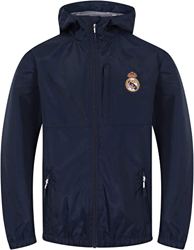 Coupe Vent Real Madrid Bleu en 2019 | Products | Coupe vent
