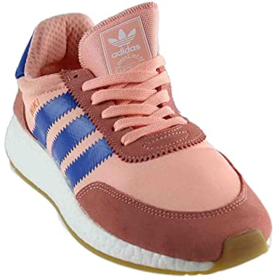 c2b7f4028fa351 adidas Iniki Runner Womens in Haze Coral Blue