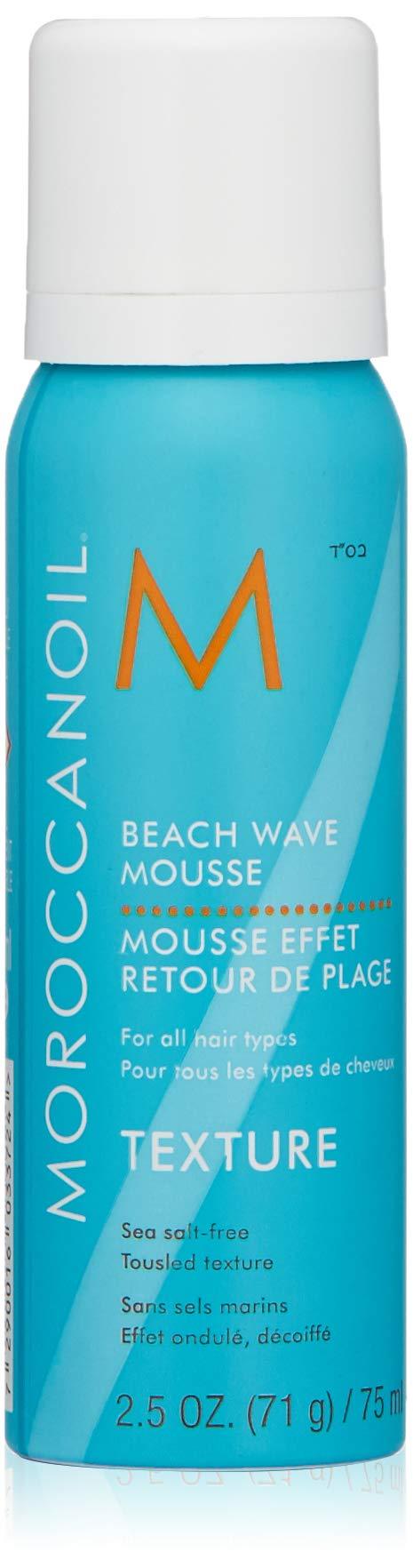 Moroccanoil Beach Wave Mousse, 2.5 fl oz by MOROCCANOIL