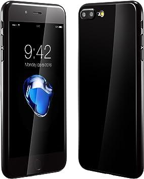 BDS Funda iPhone 7 Plus,0.3mm extremamente Fina y Ligera Delgada ...