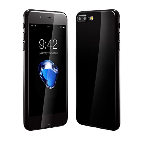 f3ea5fdb6c20ab Coque iphone 7 Plus Case Cover 0.3mm Ultra Slim Fin Ultra Mince et Ultra  Léger