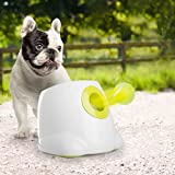 All for Paws Interactive Automatic Ball Launcher Dog Toy, Tennis Ball Throwing Machine for Small and Medium Size Dog Training, 3 Balls Included, Mini Version