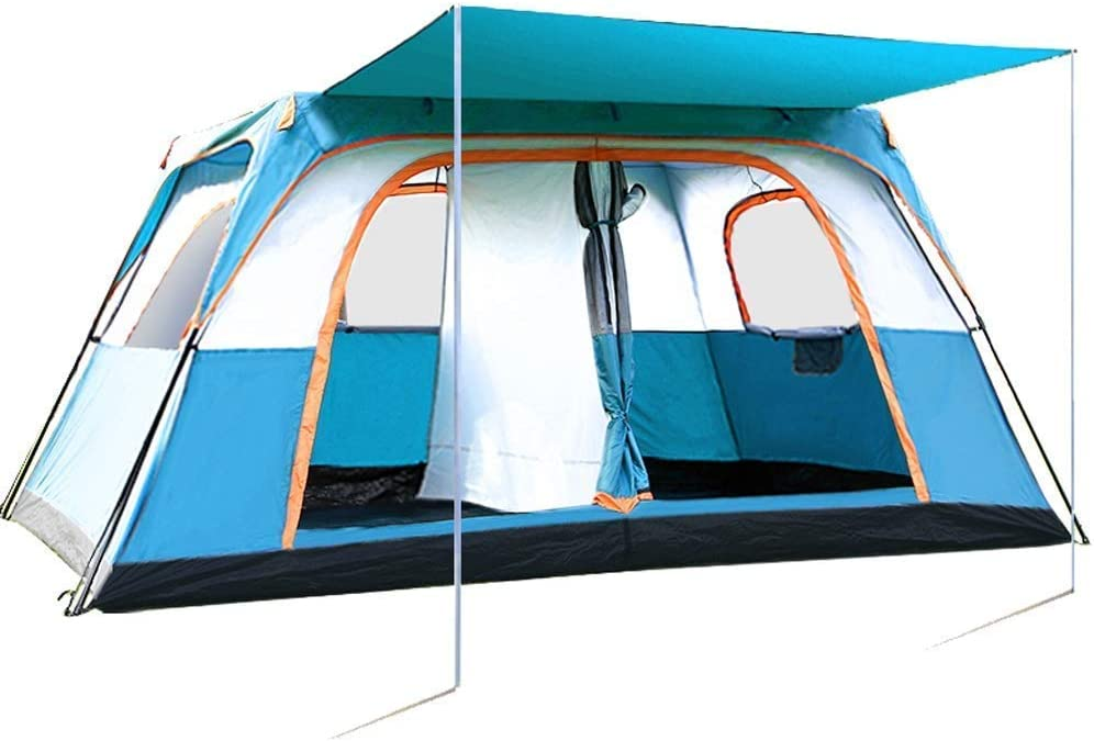 LFDHSF Tienda Completamente automática Camping 5-8 ...