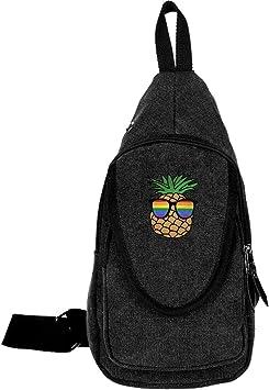 Gay Pride Pine Daypack For Men Donna Zaino da spalla Palestra da