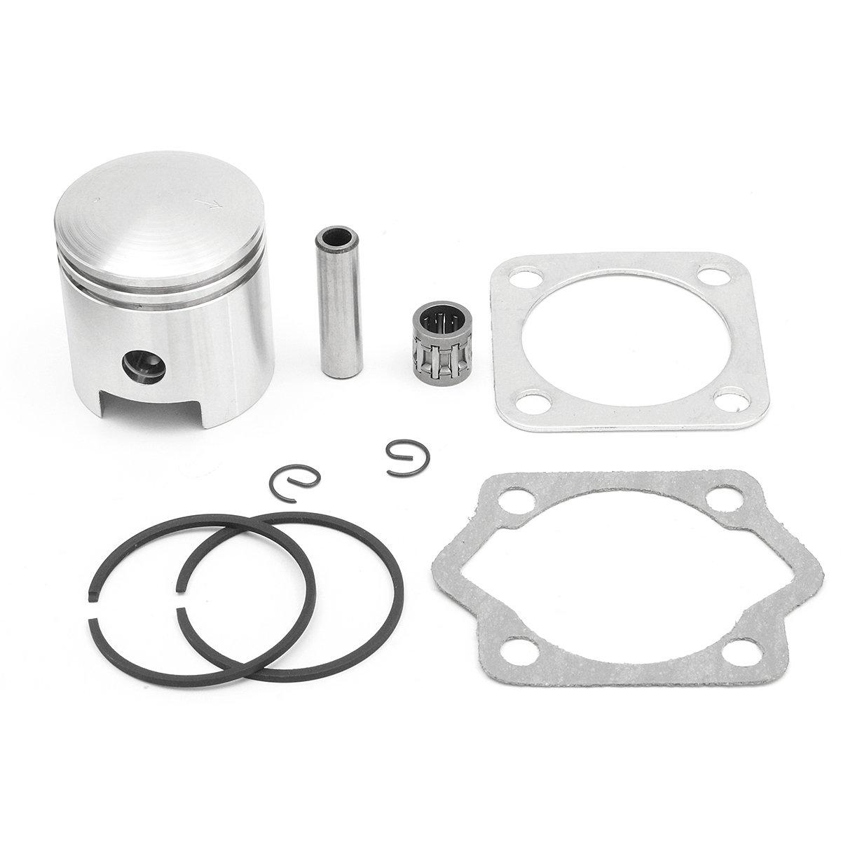 Alamor Kit De Motor De Anillos De Junta De Cilindro De Pistó n Universal Para Motor De Motor De 2 Tiempos Y 80Cc
