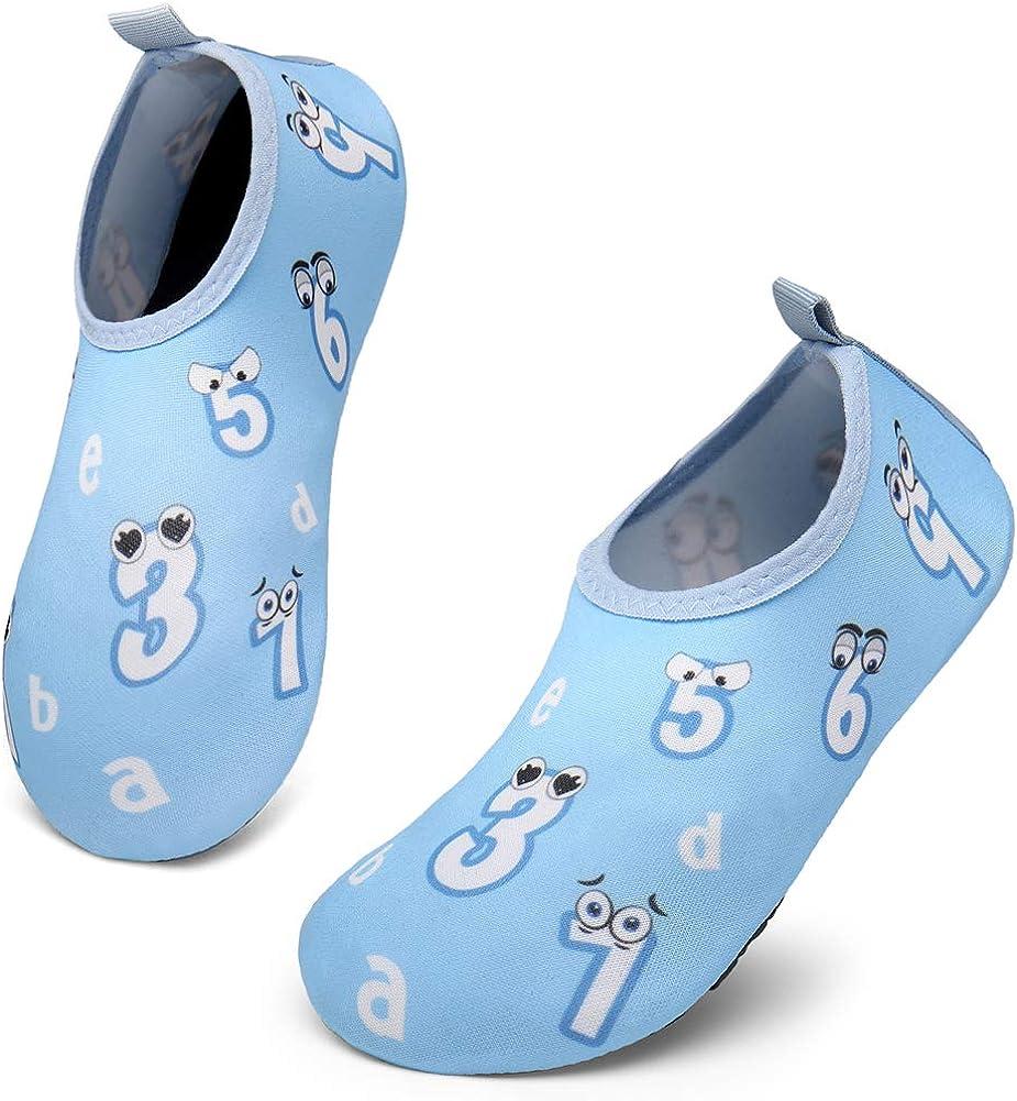 children's non slip pool shoes