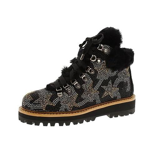 Zapatos Mujer Botas Botines Lola Cruz 310z00bk-i16 Negro 38: Amazon.es: Zapatos y complementos