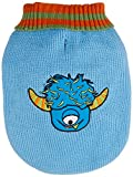 Casual Canine Lil' Monster Pet Sweater, X-Small, Blue