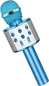 Snoky Multifunctional Portable Microphone