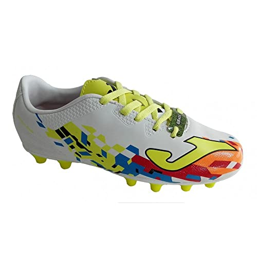 Zapatillas Fútbol Joma Propulsion JR 402 Blanco MULTITACO - Color - Blanco, Talla - 37: Amazon.es: Zapatos y complementos