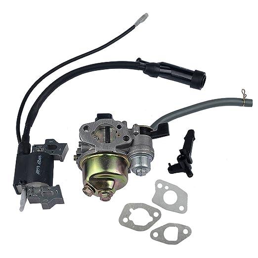 HIPA carburador junta de montaje + + Bobina de encendido ...