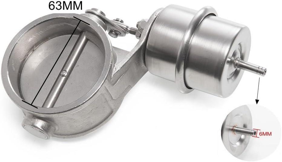 Epman tk-cut63-cl-boost scarico valvola di controllo set Boost attuatore 63/mm Tubo chiuso stile pressione 1/bar