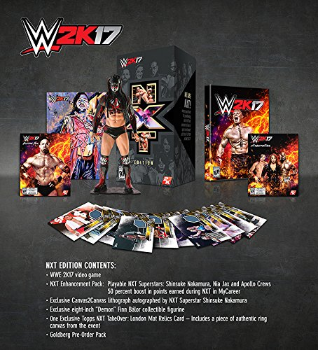 WWE 2K17 NXT Edition - Xbox One
