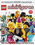 LEGO Minifigures Ultimate Sticker Collection Series 1-7, Dorling Kindersley Publishing Staff, 0756692512